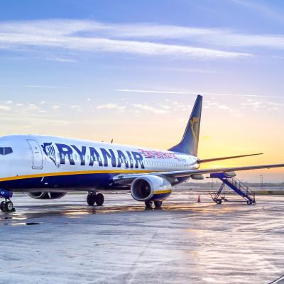 Ryanair прави база в София, ще лети до 21 дестинации